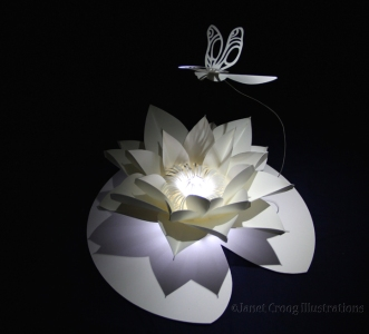 Lotus Centerpiece