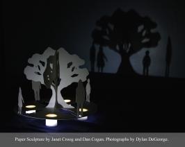 Family Tree Centerpiece