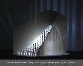 Wave Centerpiece